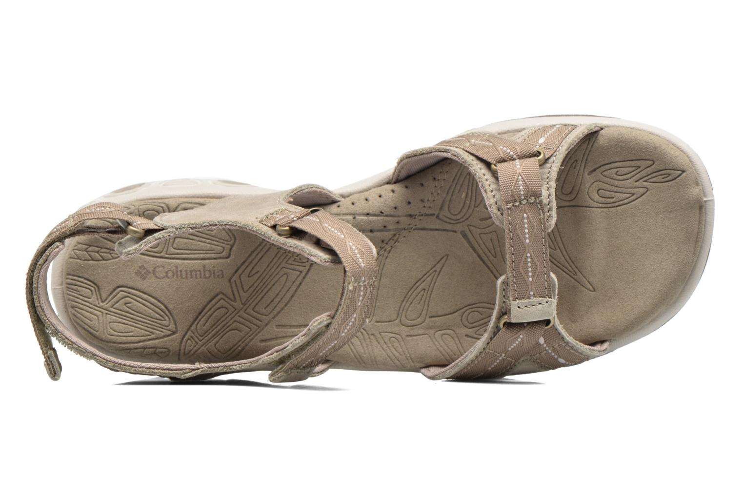 Sport shoes Columbia Kyra Vent II Grey view from the left