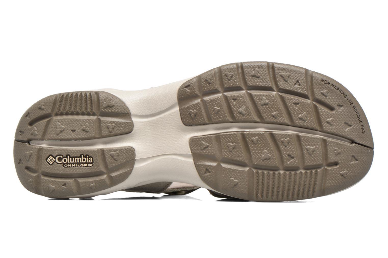 Chaussures de sport Columbia Kyra Vent II Gris vue haut