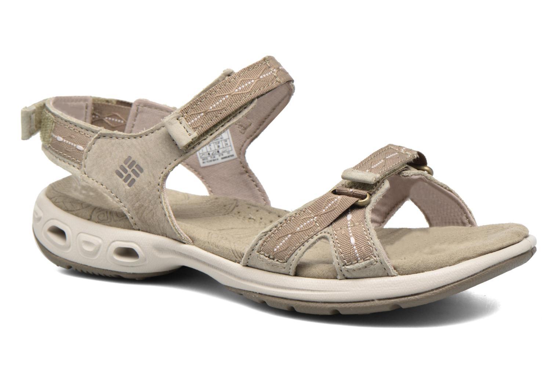 Chaussures de sport Columbia Kyra Vent II Gris vue détail/paire