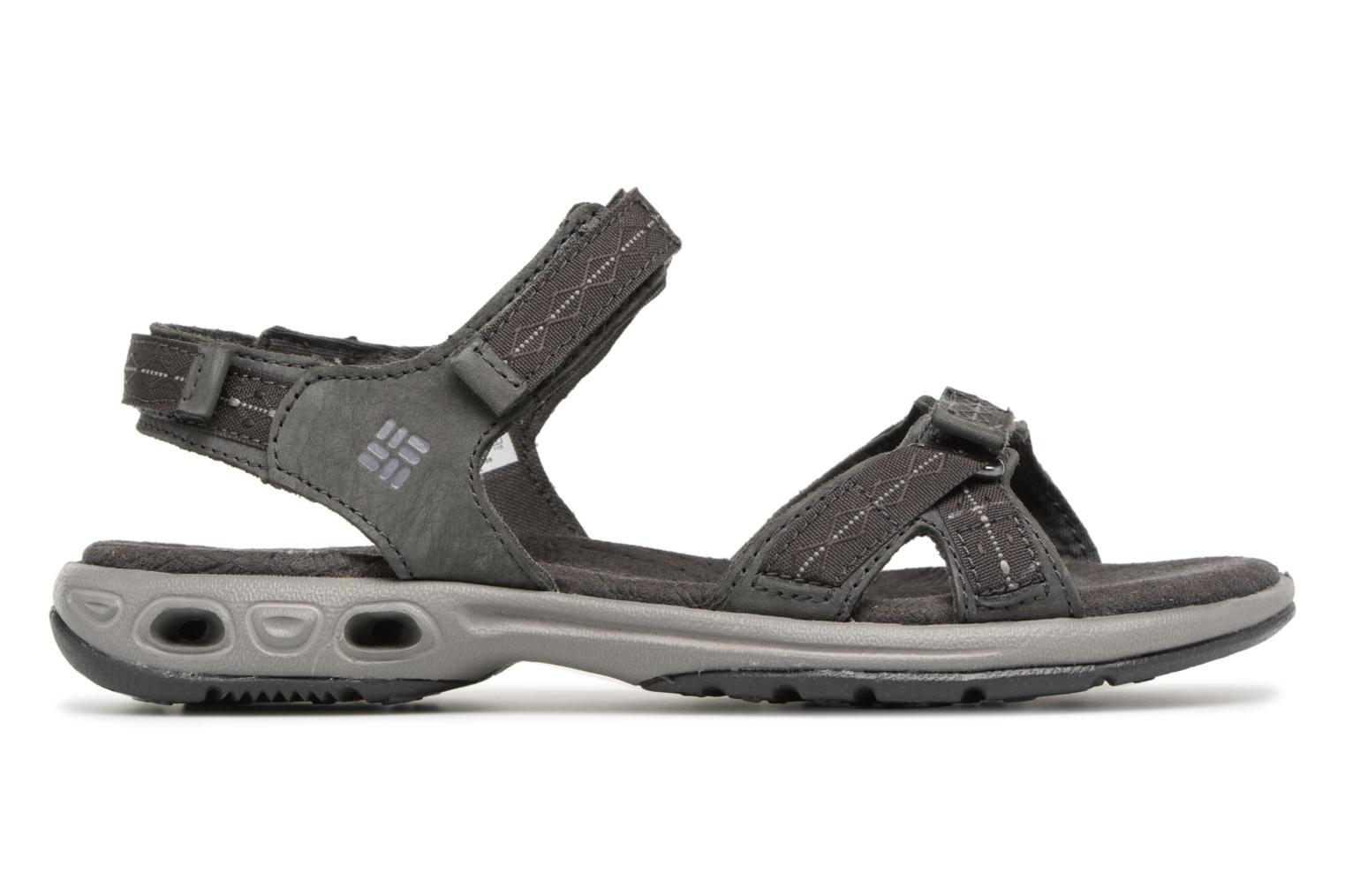 Sport shoes Columbia Kyra Vent II Grey back view