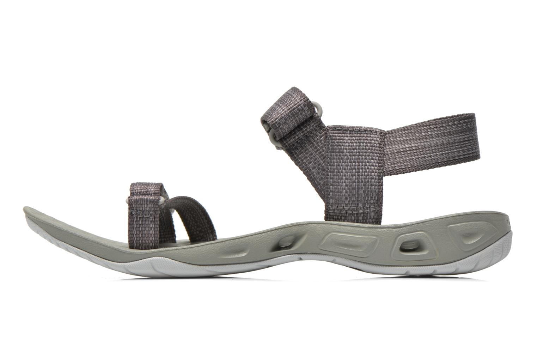 Sport shoes Columbia Sunbreeze Vent Avalon Grey front view