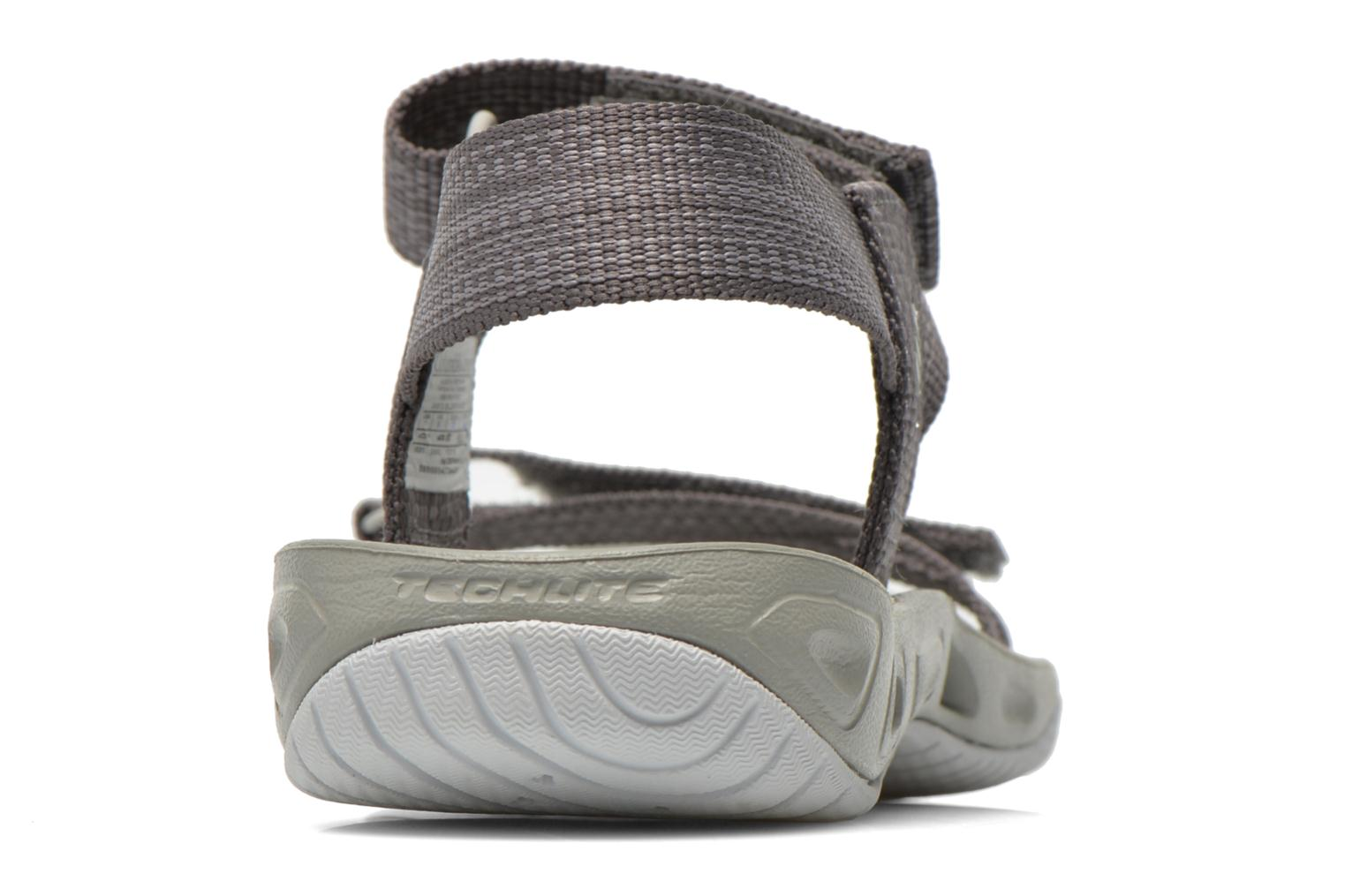 Sport shoes Columbia Sunbreeze Vent Avalon Grey view from the right