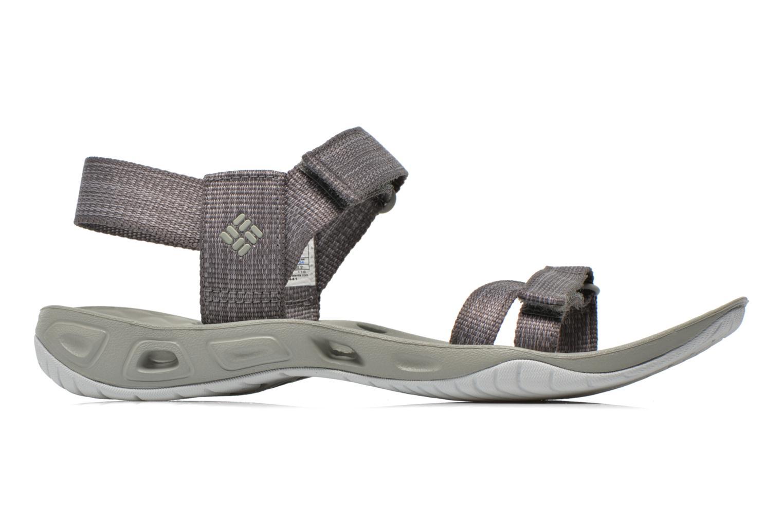 Sport shoes Columbia Sunbreeze Vent Avalon Grey back view