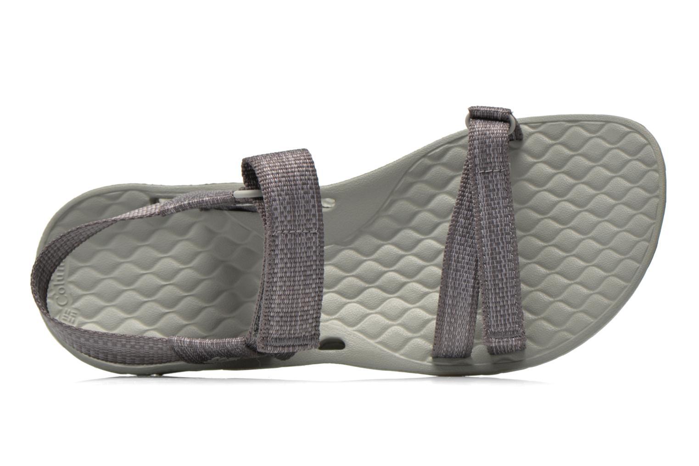 Chaussures de sport Columbia Sunbreeze Vent Avalon Gris vue gauche