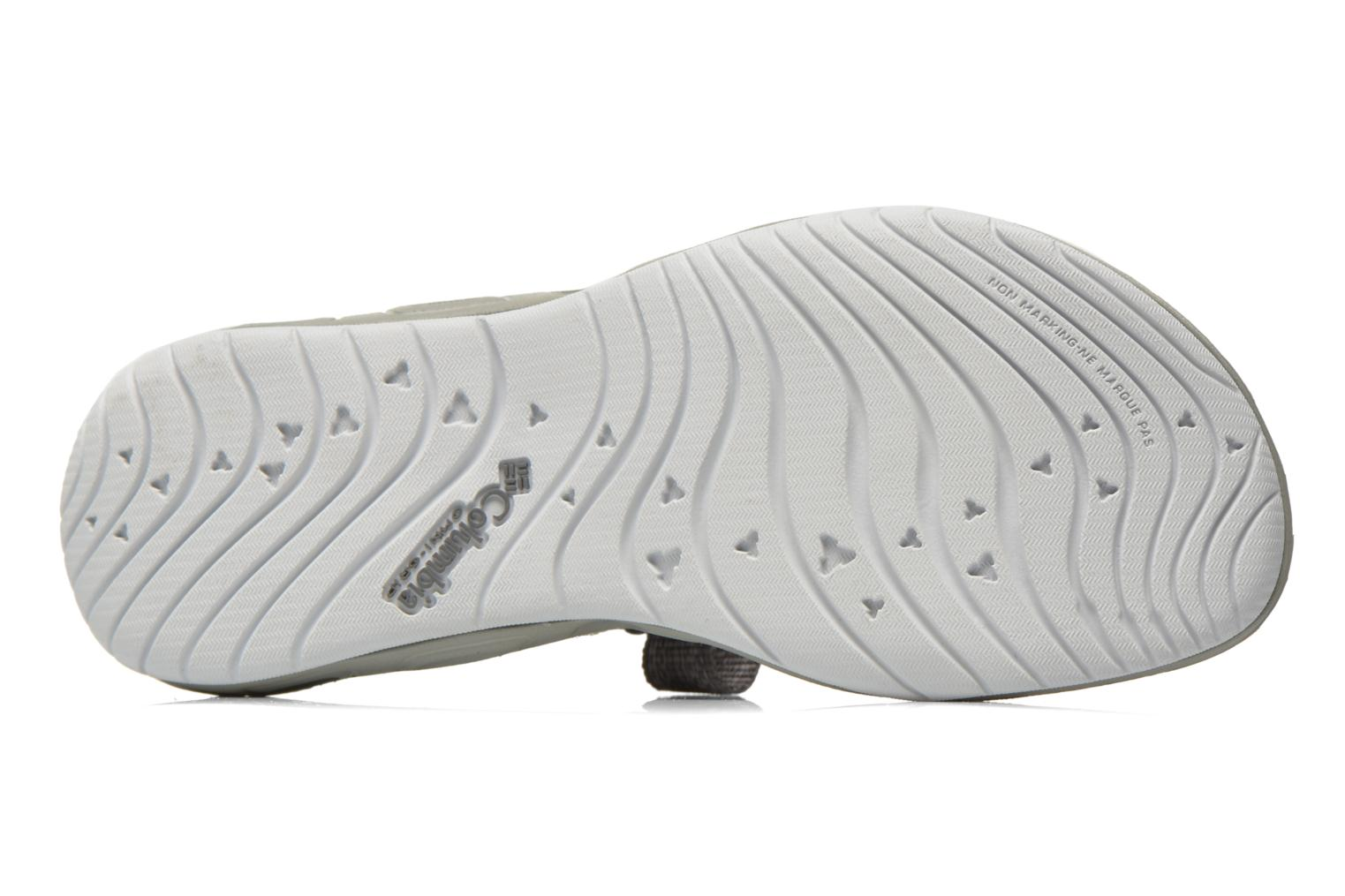 Sport shoes Columbia Sunbreeze Vent Avalon Grey view from above