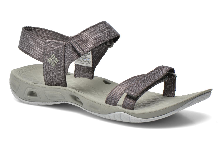 Chaussures de sport Columbia Sunbreeze Vent Avalon Gris vue détail/paire
