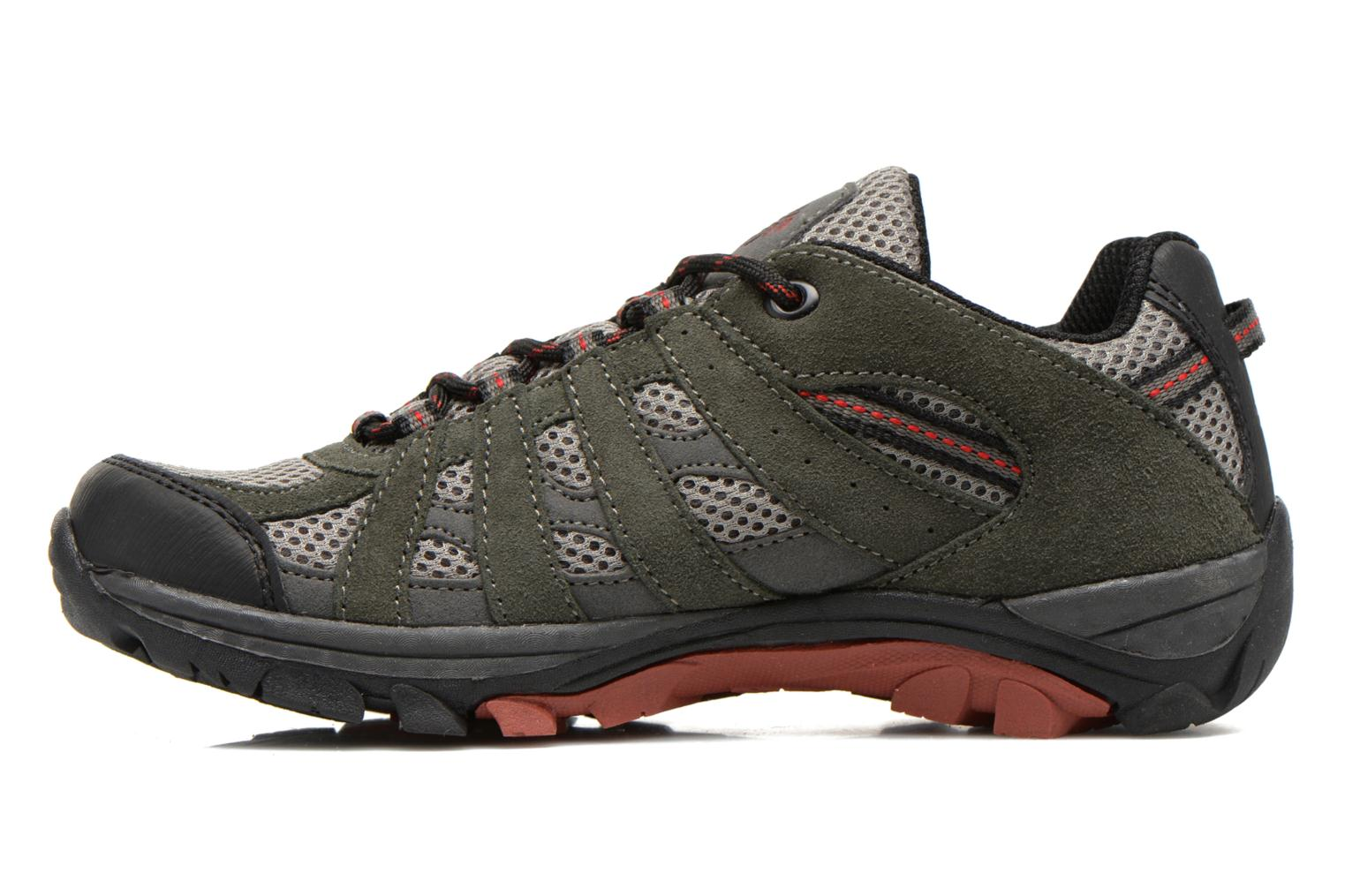 Zapatillas de deporte Columbia Youth Redmond Explore Gris vista de frente