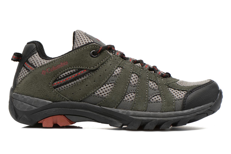 Chaussures de sport Columbia Youth Redmond Explore Gris vue derrière
