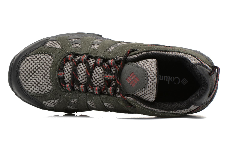 Chaussures de sport Columbia Youth Redmond Explore Gris vue gauche