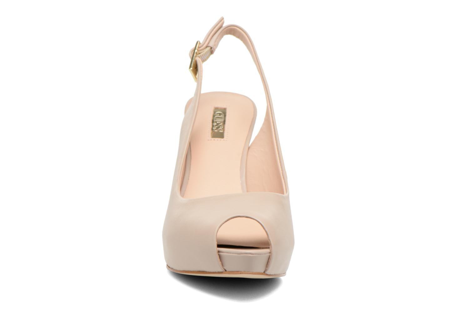 Sandals Guess Kayna Beige model view