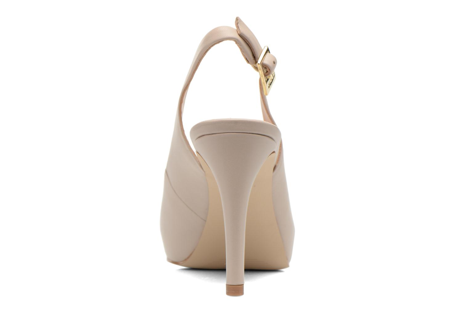 Sandals Guess Kayna Beige view from the right