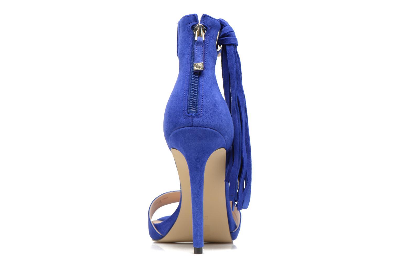 Sandales et nu-pieds Guess Aida Bleu vue droite