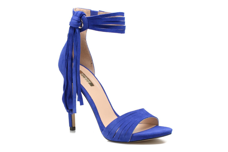 Sandales et nu-pieds Guess Aida Bleu vue détail/paire