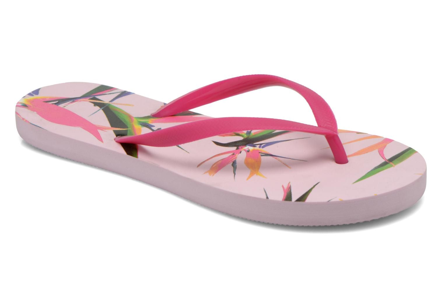 Flip flops Guess Rub Pink detailed view/ Pair view
