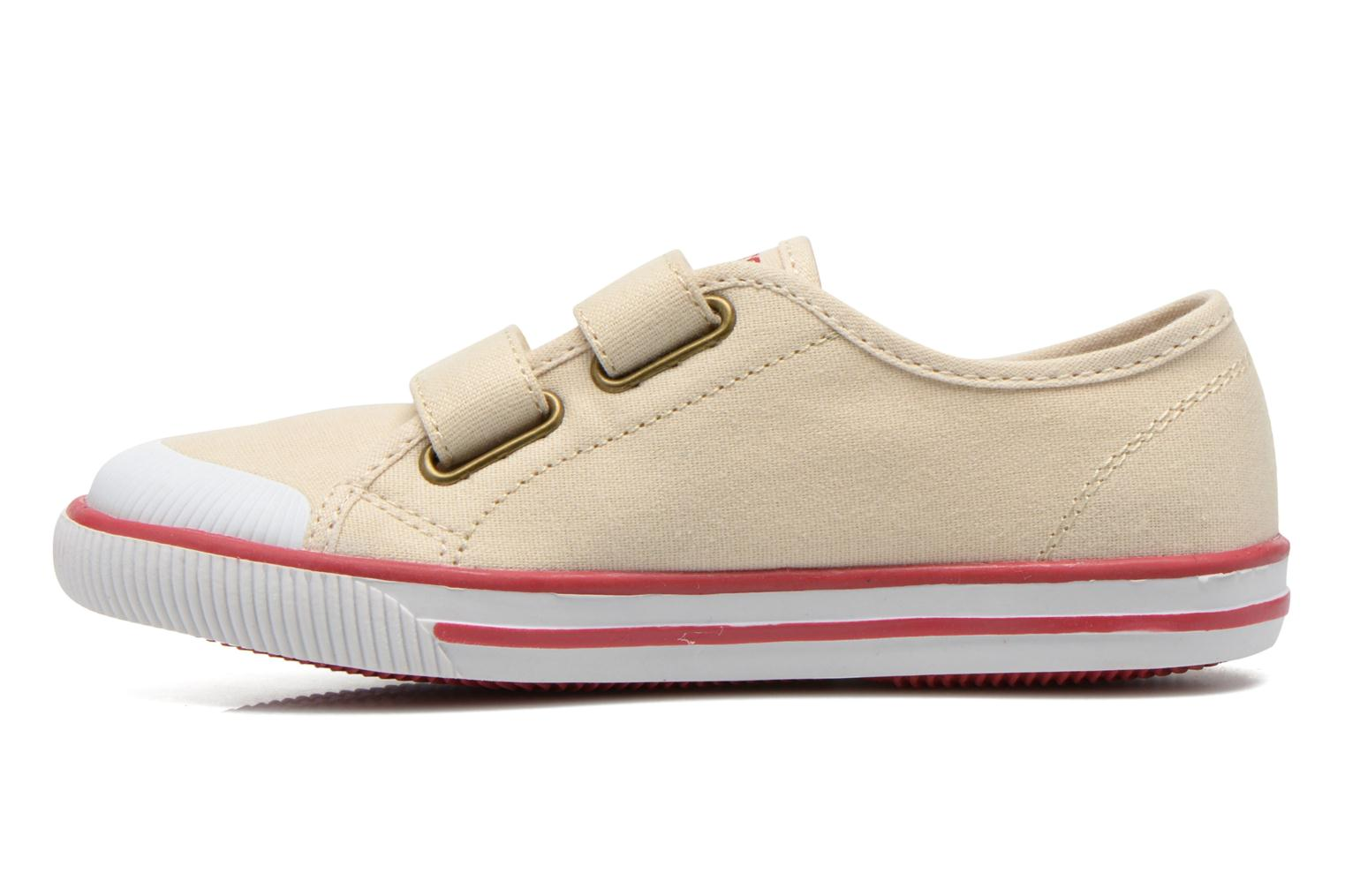 Trainers Levi's Gozilla Beige front view