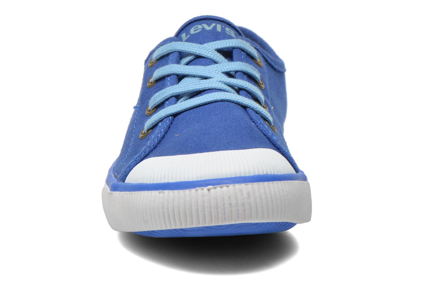 Trainers Levi's Gong Blue model view
