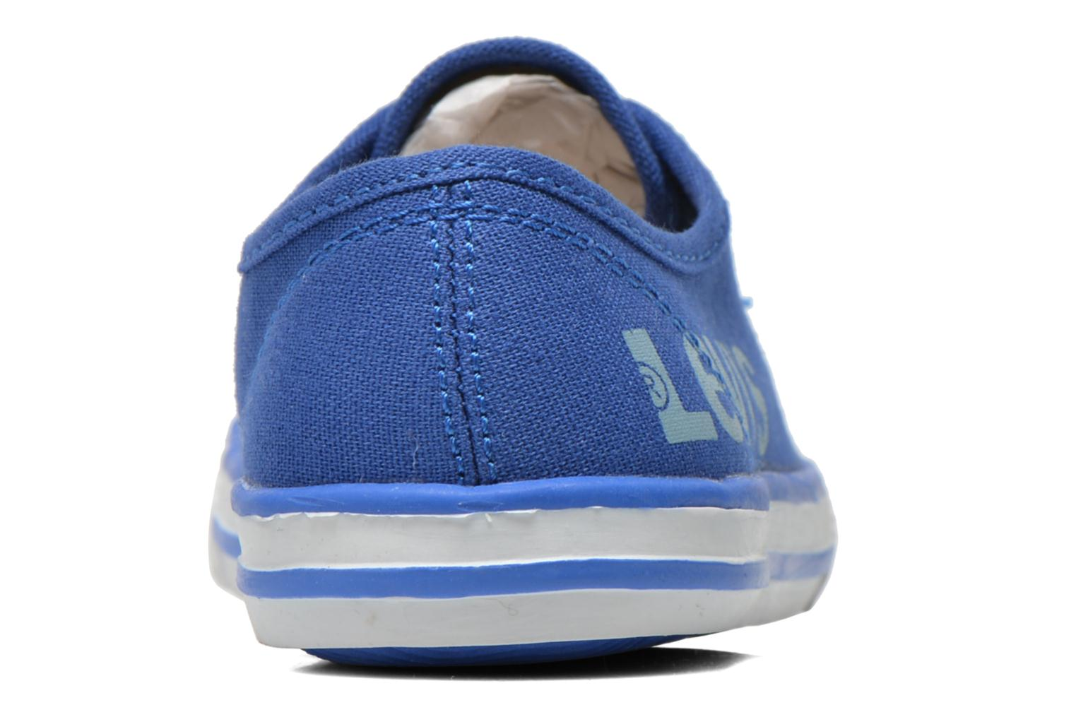 Trainers Levi's Gong Blue view from the right
