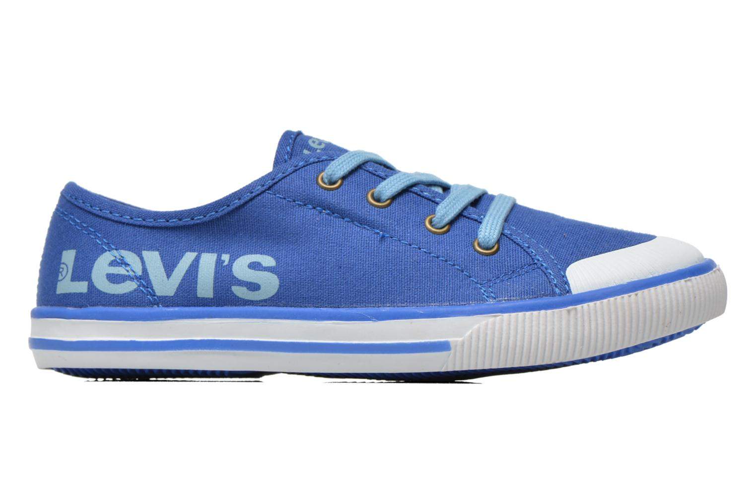 Trainers Levi's Gong Blue back view