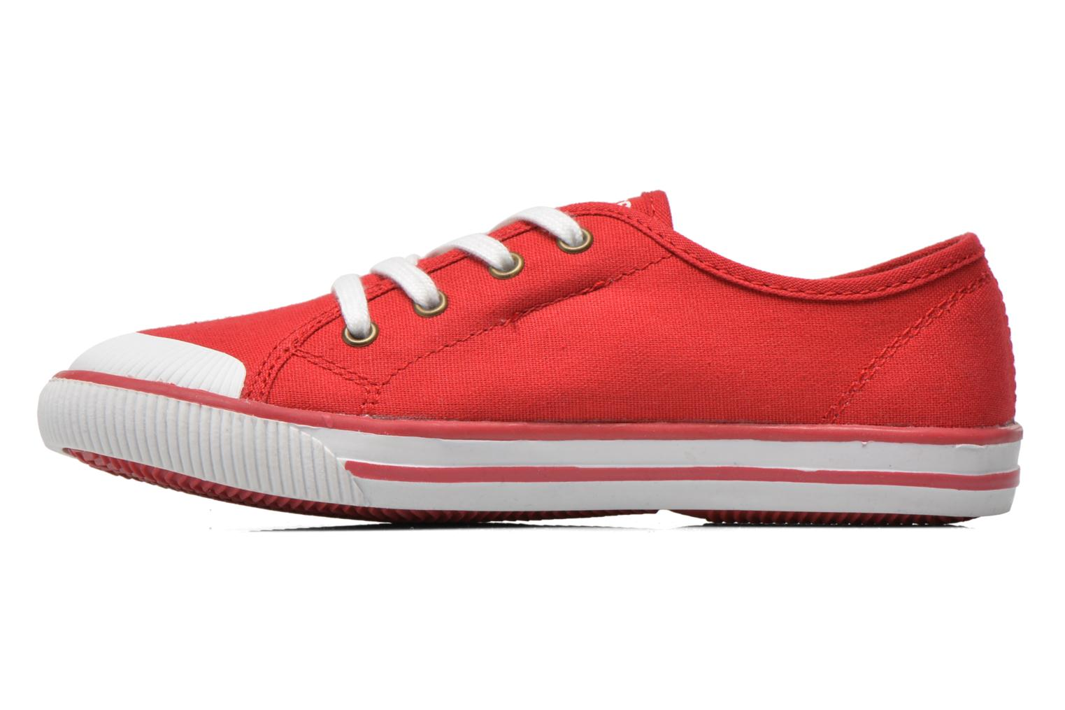 Sneakers Levi's Gong Rood voorkant
