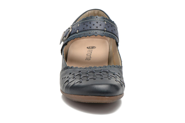 High heels Remonte Frid D7318 Black model view