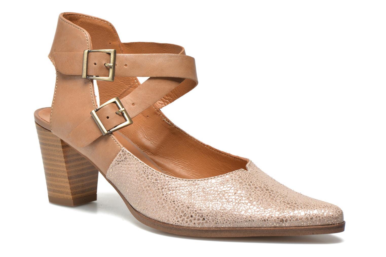 High heels Karston Kzola Beige detailed view/ Pair view