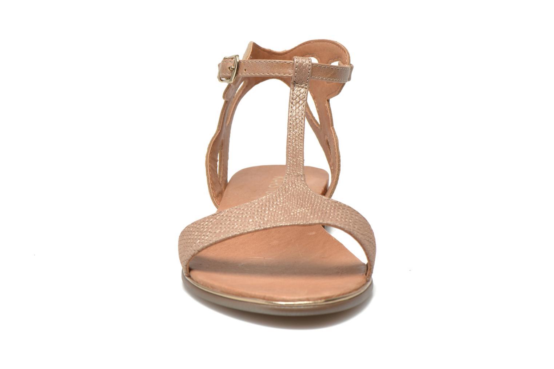 Sandales et nu-pieds Karston Sonat Beige vue portées chaussures