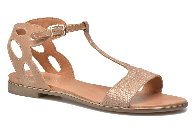 Sandales et nu-pieds Karston Sonat Beige vue détail/paire