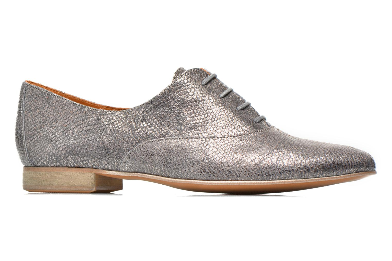Lace-up shoes Karston Joshoi Grey back view