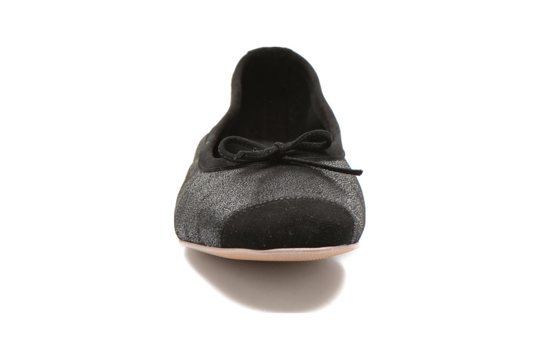 Ballerinas Karston Rebeca schwarz schuhe getragen