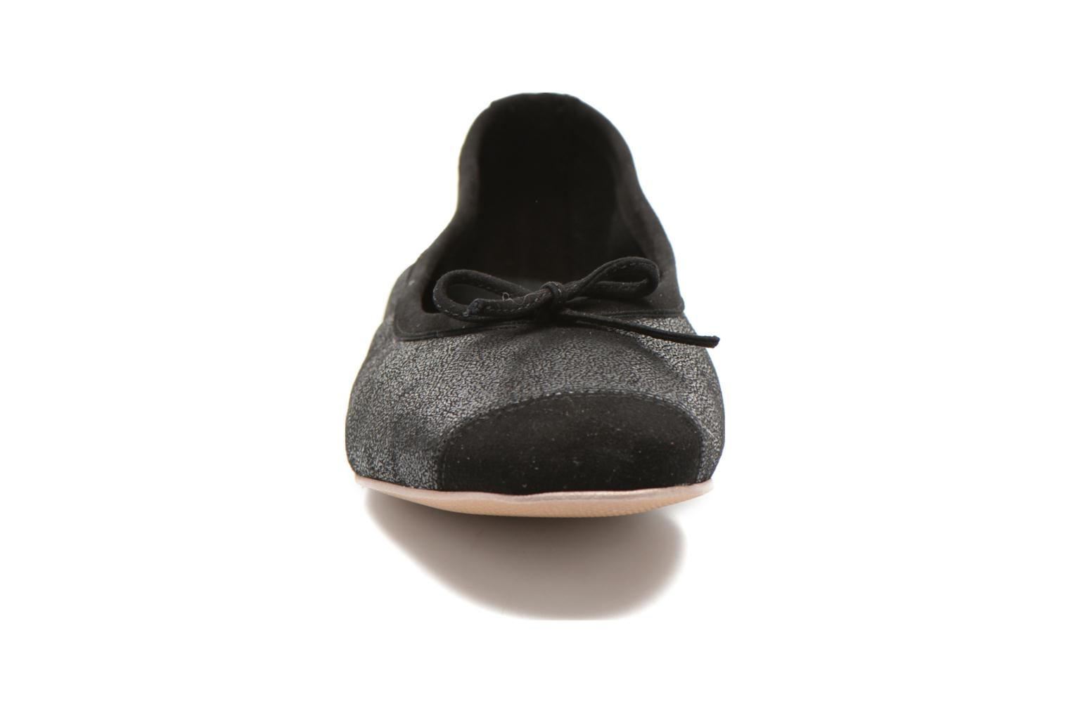 Ballet pumps Karston Rebeca Black model view