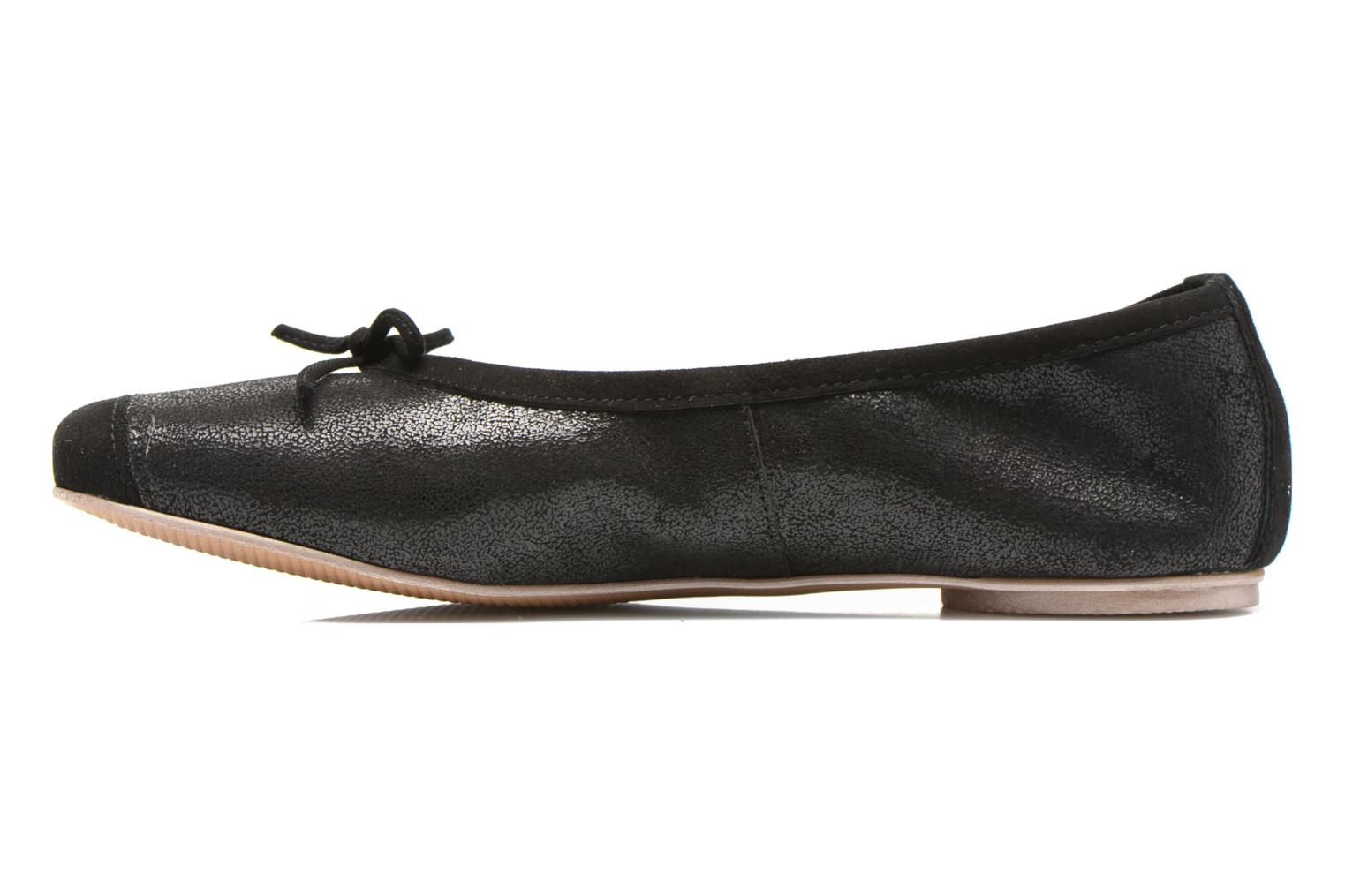 Ballet pumps Karston Rebeca Black front view