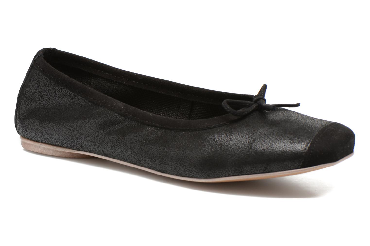 Ballet pumps Karston Rebeca Black detailed view/ Pair view