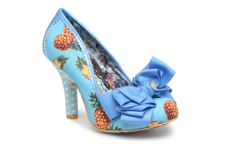 Grandes descuentos últimos zapatos Irregular choice Ascot (Azul) - Zapatos de tacón Descuento