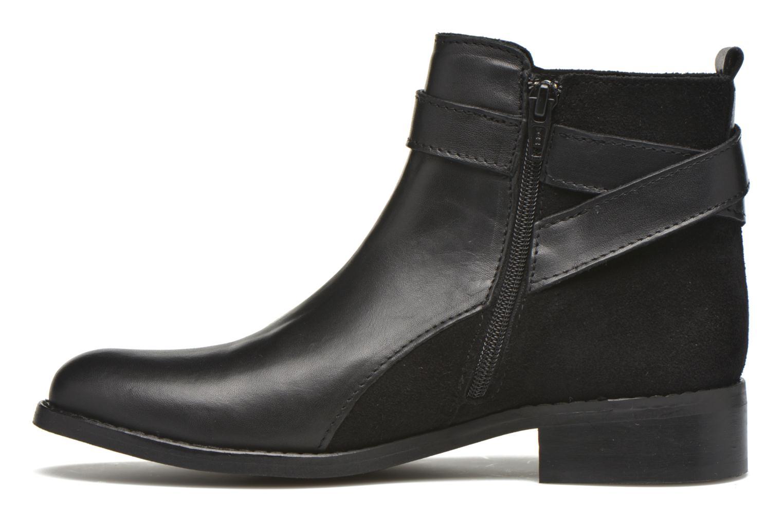 Boots en enkellaarsjes Georgia Rose Colery Zwart voorkant