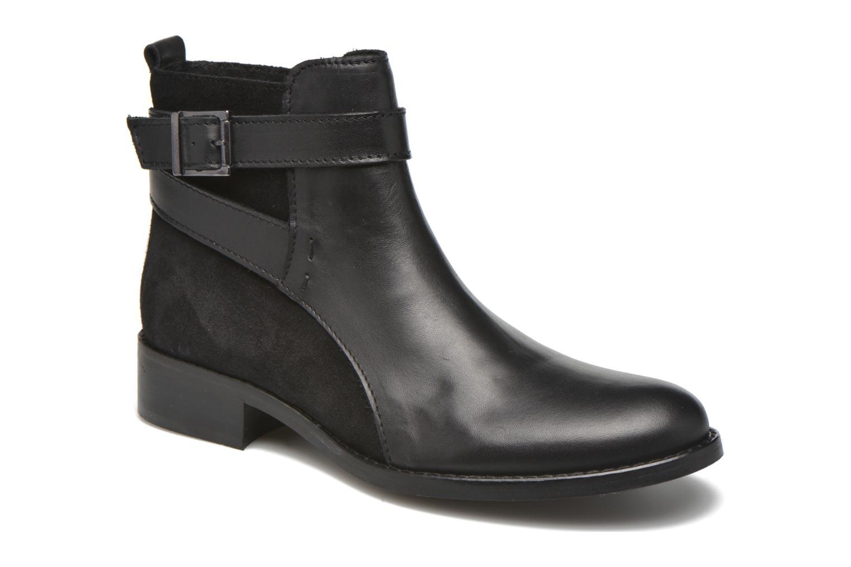 Boots en enkellaarsjes Georgia Rose Colery Zwart detail