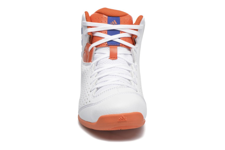 Chaussures de sport Adidas Performance NXT LVL SPD IV NBA K Blanc vue portées chaussures