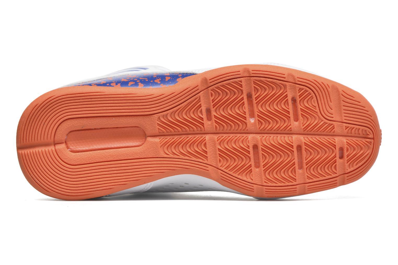 Chaussures de sport Adidas Performance NXT LVL SPD IV NBA K Blanc vue haut