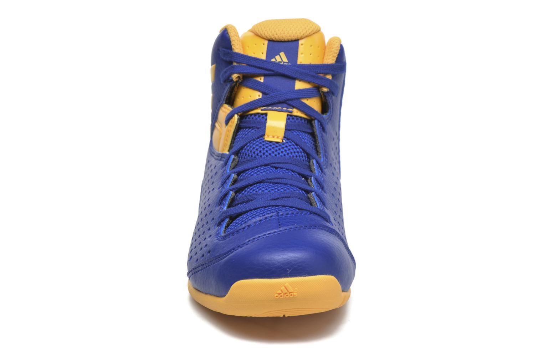 Chaussures de sport Adidas Performance NXT LVL SPD IV NBA K Bleu vue portées chaussures