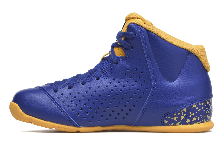 Chaussures de sport Adidas Performance NXT LVL SPD IV NBA K Bleu vue face
