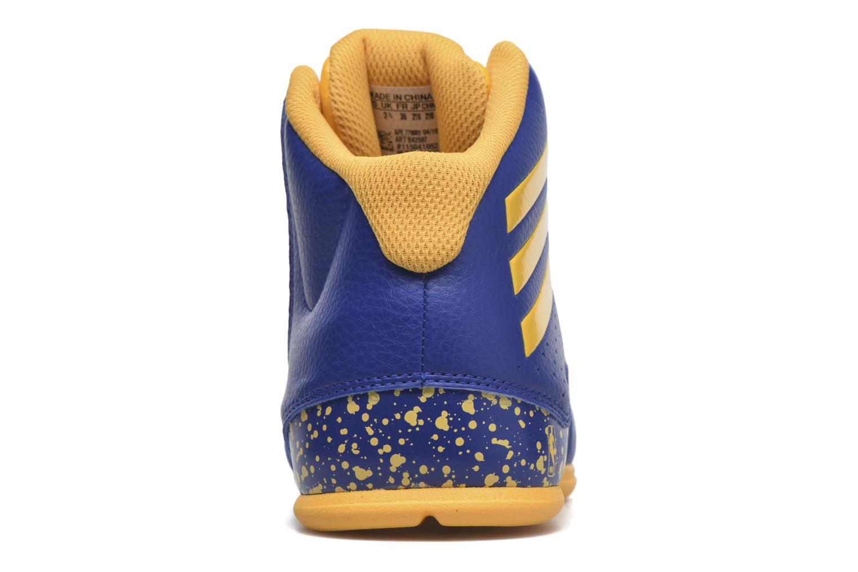 Sportschuhe Adidas Performance NXT LVL SPD IV NBA K blau ansicht von rechts