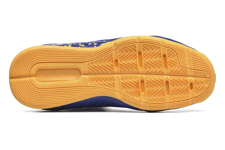 Chaussures de sport Adidas Performance NXT LVL SPD IV NBA K Bleu vue haut