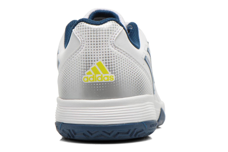 Sportskor Adidas Performance Sonic Attack K Vit Bild från höger sidan