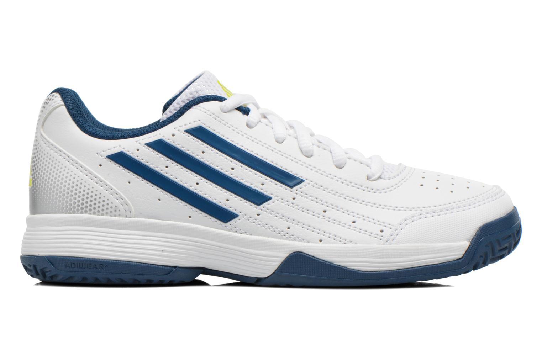 Chaussures de sport Adidas Performance Sonic Attack K Blanc vue derrière