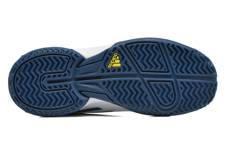 Chaussures de sport Adidas Performance Sonic Attack K Blanc vue haut