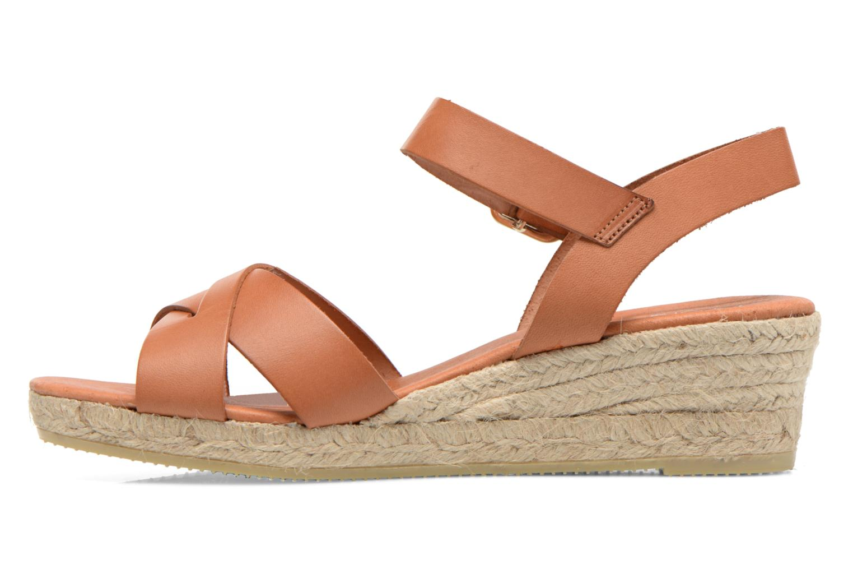 Sandals Georgia Rose Inof Brown front view