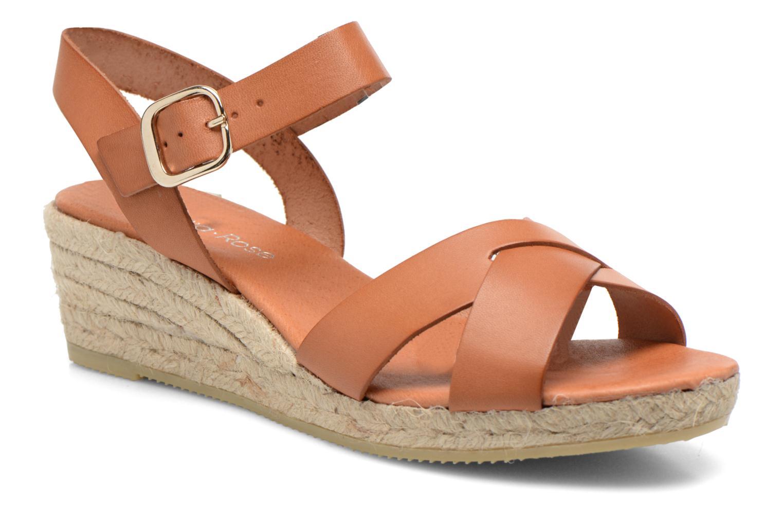 Sandalen Georgia Rose Inof braun detaillierte ansicht/modell