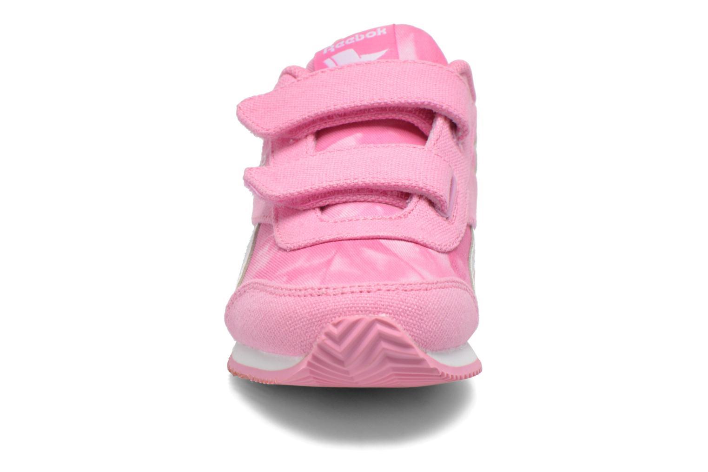 Sneaker Reebok Reebok Royal Cljog 2Gr 2V rosa schuhe getragen