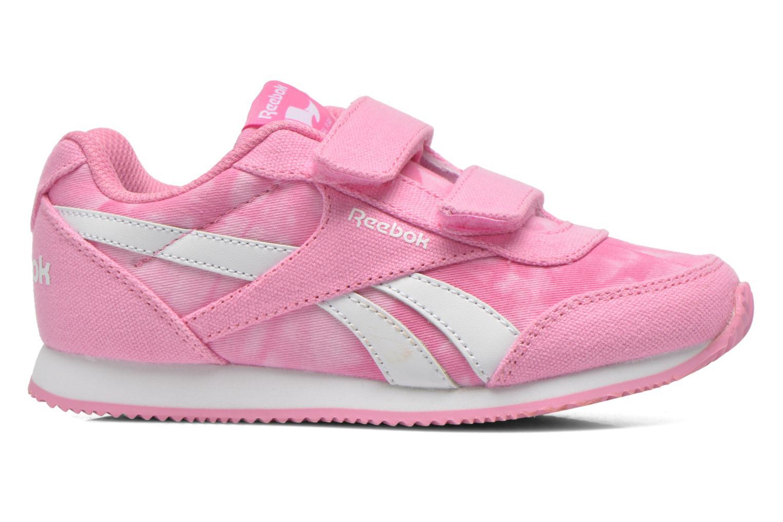 Sneaker Reebok Reebok Royal Cljog 2Gr 2V rosa ansicht von hinten