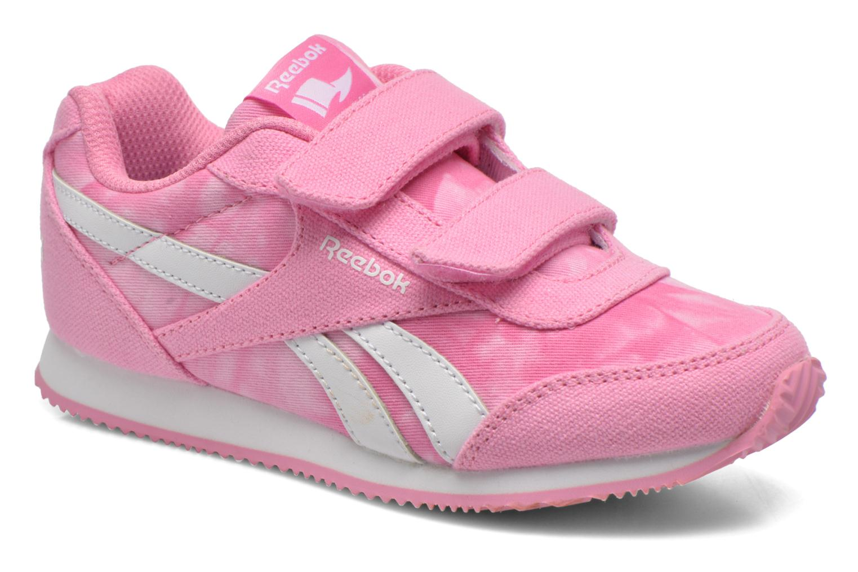 Sneaker Reebok Reebok Royal Cljog 2Gr 2V rosa detaillierte ansicht/modell