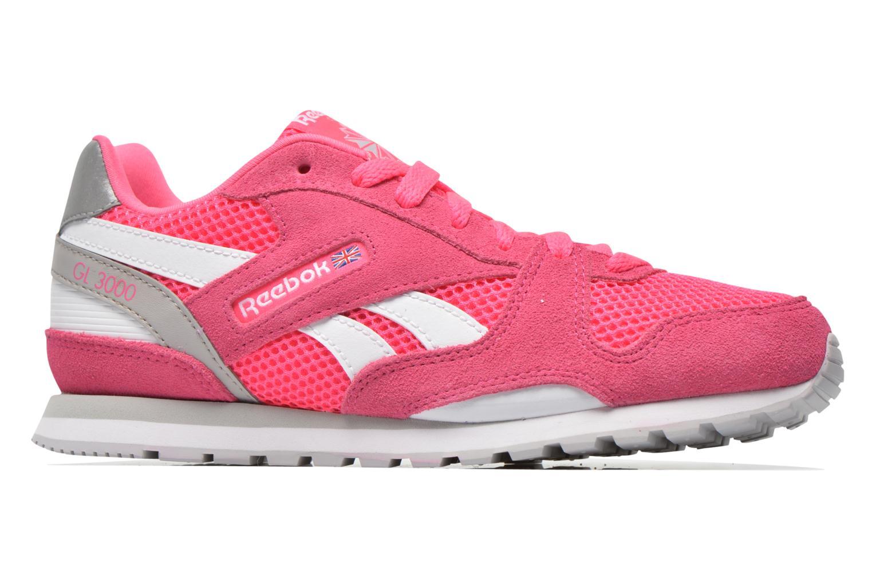 Sneaker Reebok Gl 3000 Kids rosa ansicht von hinten